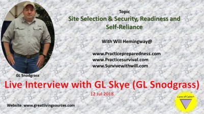 Readiness & Site Selection